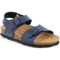 Chaussures Enfant Sandales et Nu-pieds Grunland SB1206 Bleu