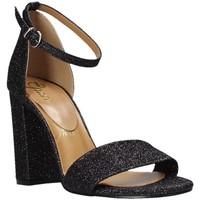 Chaussures Femme Sandales et Nu-pieds Grace Shoes 018N001 Noir