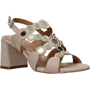 Chaussures Femme Sandales et Nu-pieds Grace Shoes 380010 Beige