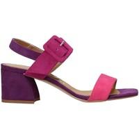 Chaussures Femme Sandales et Nu-pieds Grace Shoes 855015 Violet