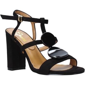 Chaussures Femme Sandales et Nu-pieds Grace Shoes 934G002 Noir