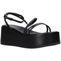 Chaussures Femme Sandales et Nu-pieds Grace Shoes 136006 Noir