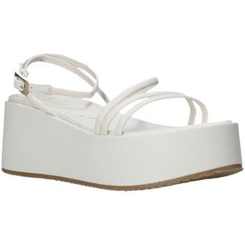 Chaussures Femme Sandales et Nu-pieds Grace Shoes 136006 Blanc