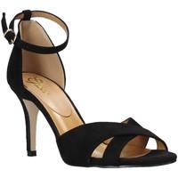 Chaussures Femme Sandales et Nu-pieds Grace Shoes 934004 Noir