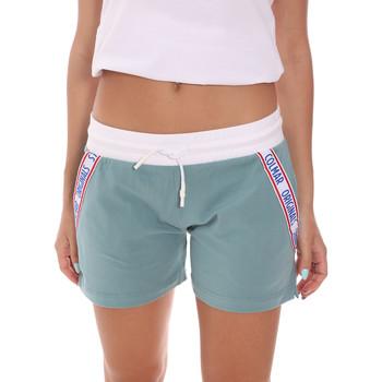 Vêtements Femme Shorts / Bermudas Colmar 9005 6TJ Vert