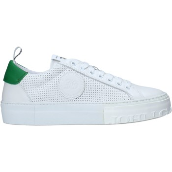 Chaussures Homme Baskets mode John Galliano 11010/CP A Blanc