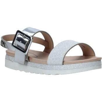 Chaussures Fille Sandales et Nu-pieds Miss Sixty S20-SMS779 Argent