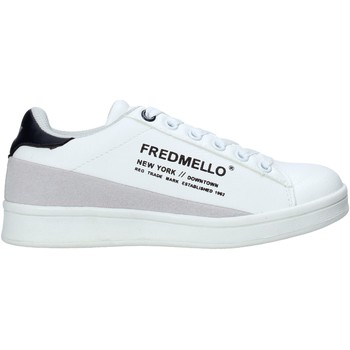 Chaussures Enfant Baskets basses Fred Mello S20-SFK313 Blanc