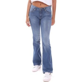 Vêtements Femme Jeans droit Gaudi 111BD26014L30 Bleu