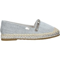 Chaussures Fille Espadrilles Miss Sixty S20-SMS705 Gris