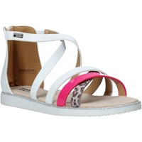 Chaussures Fille Sandales et Nu-pieds Miss Sixty S20-SMS768 Blanc