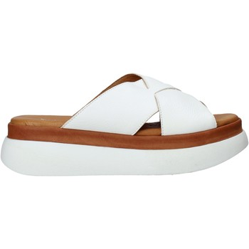 Chaussures Femme Mules Sshady L2206 Blanc
