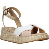 Chaussures Femme Sandales et Nu-pieds Sshady L2401 Beige
