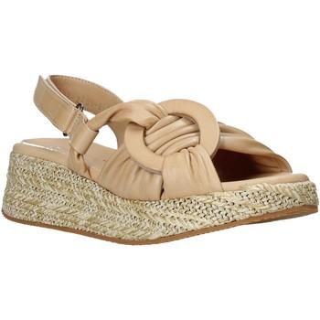 Chaussures Femme Sandales et Nu-pieds Sshady L2406 Beige