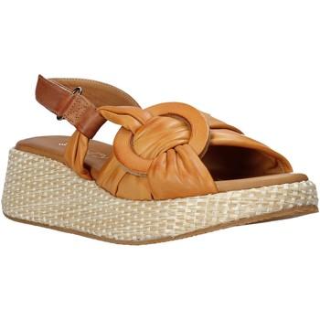 Chaussures Femme Sandales et Nu-pieds Sshady L2406 Marron