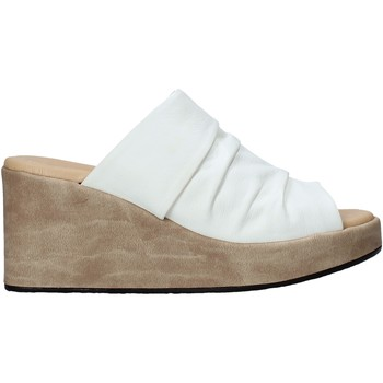 Chaussures Femme Mules Sshady L2501 Blanc