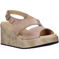 Chaussures Femme Sandales et Nu-pieds Sshady L2502 Marron