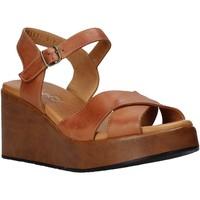 Chaussures Femme Sandales et Nu-pieds Sshady L2503 Marron