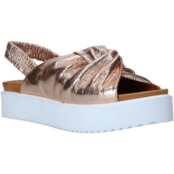 Chaussures Femme Sandales et Nu-pieds Sshady MRT77 Rose