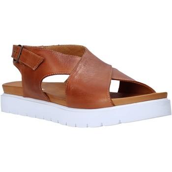Chaussures Femme Sandales et Nu-pieds Sshady L2301 Marron