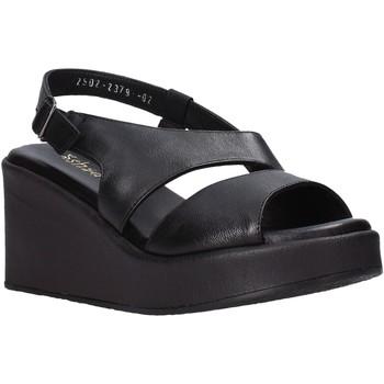 Chaussures Femme Sandales et Nu-pieds Sshady L2502 Noir