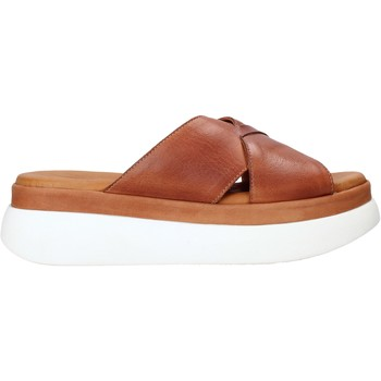 Chaussures Femme Mules Sshady L2206 Marron