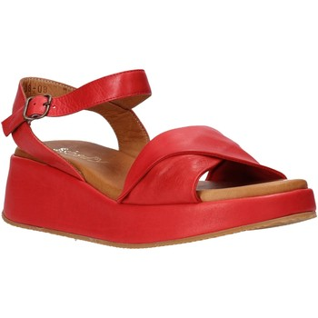 Chaussures Femme Sandales et Nu-pieds Sshady L2402 Rouge