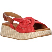 Chaussures Femme Sandales et Nu-pieds Sshady L2406 Rouge