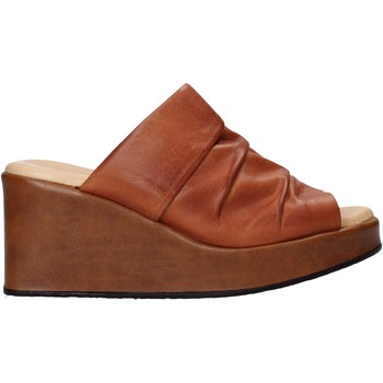 Chaussures Femme Mules Sshady L2501 Marron