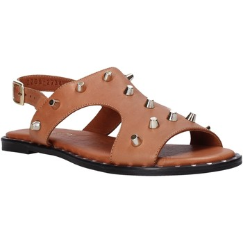 Chaussures Femme Sandales et Nu-pieds Sshady MRT2209 Marron