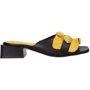 Chaussures Femme Mules Sshady MRT303 Noir