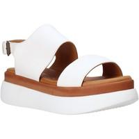 Chaussures Femme Sandales et Nu-pieds Sshady L2205 Blanc