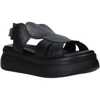 Chaussures Femme Sandales et Nu-pieds Sshady L2213 Noir