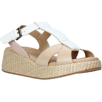 Chaussures Femme Sandales et Nu-pieds Sshady L2404 Beige