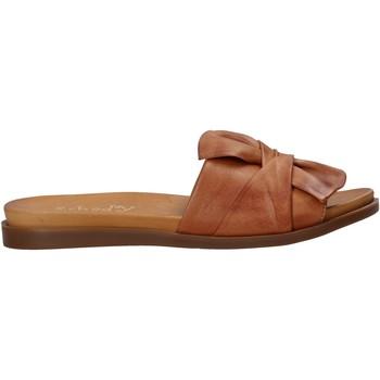 Chaussures Femme Mules Sshady MRT231 Marron