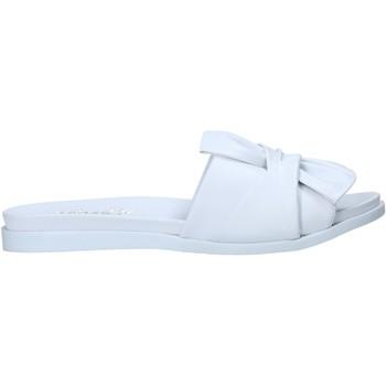 Chaussures Femme Mules Sshady MRT231 Blanc