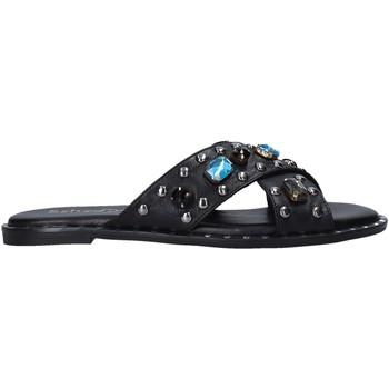 Chaussures Femme Mules Sshady MRT510 Noir