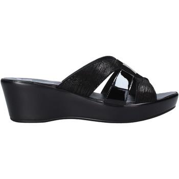 Chaussures Femme Mules Susimoda 1925 Noir