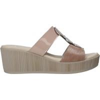 Chaussures Femme Mules Susimoda 1913 Marron