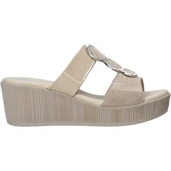 Chaussures Femme Mules Susimoda 1913 Beige