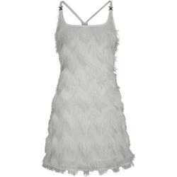 Vêtements Femme Robes courtes Chic Star 86278 Blanc