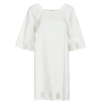 Vêtements Femme Robes courtes Only ONLLILLO Blanc