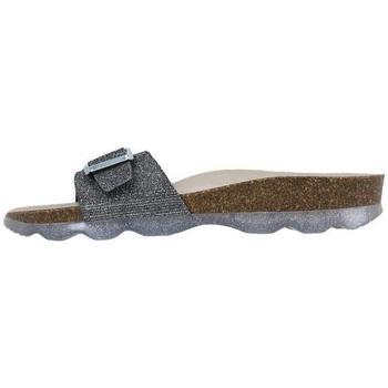 Chaussures Femme Mules Comment faire un retour  Gris