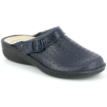 Chaussures Femme Sabots Grunland CIABATTA GRÜNLAND - DARA CE0098 BLEU Multicolor