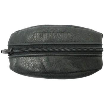 Sacs Homme Porte-monnaie Arthur & Aston Porte monnaie homme Arthur et Aston Ref 36132 noir 6*2.5*11 Noir