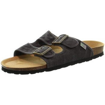 Chaussures Homme Mules Natural World Sandales  ref 52178 HNoir Noir