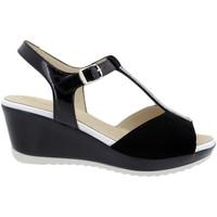Chaussures Femme Sandales et Nu-pieds Piesanto 200350 Negro
