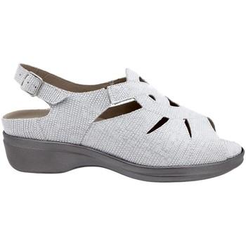 Chaussures Femme Sandales et Nu-pieds Piesanto 200401 Blanco