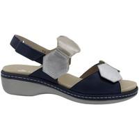 Chaussures Femme Sandales et Nu-pieds Piesanto 200822 Azul