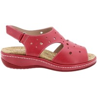 Chaussures Femme Sandales et Nu-pieds Piesanto 200907 Rojo